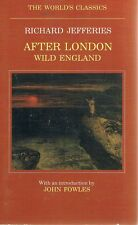 After London Wild England by Jefferies Richard - Book - Paperback