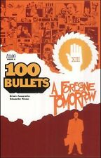 100 Bullets 4: A Foregone Tomorrow Brian Azzarello