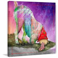 Marmont Hill - 'Dig It II' by Connie Haley Painting Print on Wrapped Canvas