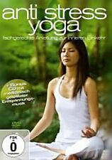 anti stress yoga, 1 DVD m. Audio-CD