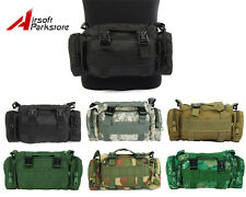 Utility Tactical Waist Pack Pouch Military Waterproof Camping Hiking Outdoor Bag