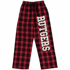 Rutgers Scarlet Knights Boxercraft Youth Flannel Pant Bottoms