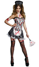 Maid Mayhem Sexy Women's Zombie French Maid Halloween Costume