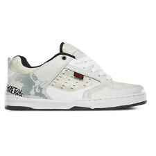 ETNIES Skate Shoes Metal Mulisha Trainers Cartel white-black-red FMX BMX Trend M