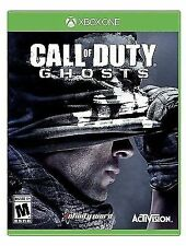 Call of Duty: Ghosts Microsoft Xbox One SEALED New! FREE Ship!