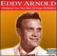 EDDY ARNOLD - COUNTRY MUSIC HALL OF FAME NEW CD