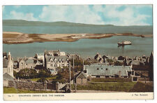 ORKNEY Stromness Harbour, RP Postcard By Barton Postally Used c1970