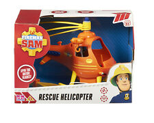 FIREMAN SAM RESCUE HELICOPTER VEHICLE NEW TOY