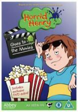 horrid henry - goes to the movies NEW DVD (AHEDVD3474)
