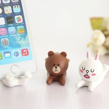 Cute Universal Cell Phone Cartoon Doll iPhone Cellphone Desk Stand Holder