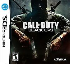 Call of Duty: Black Ops (Nintendo DS, 2010)