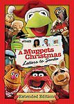 A Muppets Christmas: Letters to Santa DVD Brand New Free Shipping