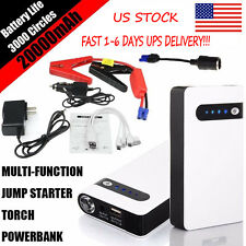 Minimax 20000mAh Car Jump Starter Battery Charger Portable Power Bank Booster