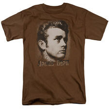 James Dean Icon Movie Actor Distressed Adult T-Shirt Tee
