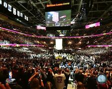 Quicken Loans Arena Cleveland Cavaliers NBA Banner Photo TM052 (Select Size)