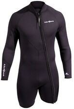 Mens NeoSport Wetsuit Jacket 5mm Combo (Part of a Two Piece Premium Neoprene L