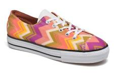Women's Converse Ctas High Line Ox W Lace-up Trainers in Multicolor