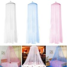 Elegant Mosquito Net Fly Dome Round Lace Curtain Bedroom Netting Princess