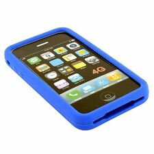 New Silicone Gel Case Cover For Apple iPhone 4 4s Soft Rubber Mobile Protector