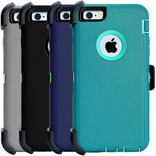 Protective Hybrid Shockproof Hard Case Cover For Apple iPhone 7/ 7 PLUS/ 6S/PLUS