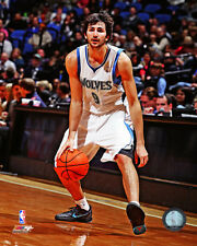 Ricky Rubio Minnesota Timberwolves Licensed Fine Art Prints (Select Photo/Size)
