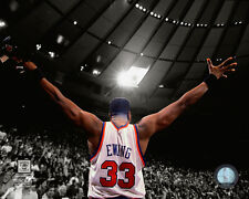 Patrick Ewing New York Knicks NBA Licensed Fine Art Prints (Select Photo & Size)