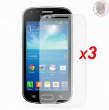 3x Anti-Glare Matte/ HD Clear Screen Protector for Samsung Galaxy S Duos 2 S7582