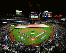Citi Field New York Mets 2015 World Series Game 3 Photo SL168 (Select Size)