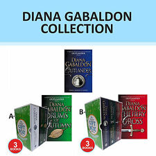 Outlander Series Collection By Diana Gabaldon Drums Of Autumn Gift Wrapped New