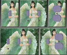 Fantasy Angel Wall Decor Light Switch Plate Cover