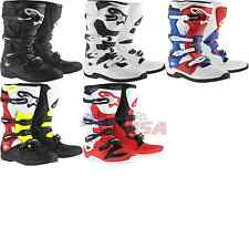 Alpinestars Tech 5 Boot Offroad Microfiber Multi Over-The-Calf Waterproof