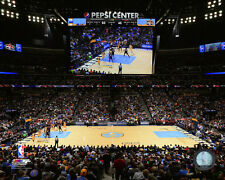 Pepsi Center Denver Nuggets NBA Action Photo QK171 (Select Size)