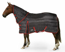GALLOP MAVERICK HEAVYWEIGHT STABLE horse / pony RUG 300G with FIXED NECK / COMBO
