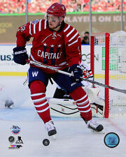 Evgeny Kuznetsov Washington Capitals 2015 NHL Winter Classic Action Photo RP045