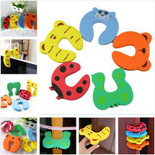 1 Pc Kid Finger Protector Door Stopper Lock Jammers Pinch Guard for Baby Safety