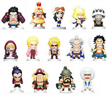 Plex Popy Ani chara Heroes ONE PIECE Dressrosa Hen Mini Big Head Figure Part 3