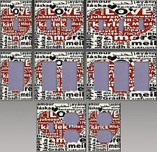 Love Languages Wall Decor Light Switch Plate Cover