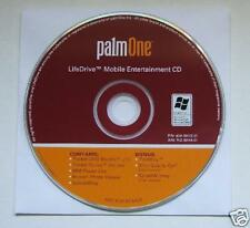 PALM  LIFEDRIVE  MOBILE  ENTERTAINMENT  SOFTWARE  CD