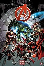 MARVEL NOW COMICS AVENGERS VOL 3 HC HARDCOVER HULK IRON MAN CAPTAIN AMERICA