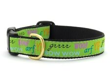 Dog Puppy Design Collar - Up Country - Made In USA - Dog Talk - Choose Size