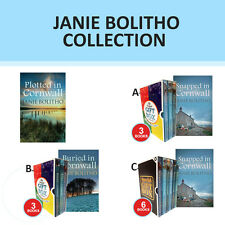Janie Bolitho Collection The Rose Trevelyan Series Plotted Gift Wrapped New Set