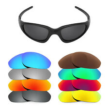 Revant Replacement Lenses for Oakley Straight Jacket (1999) - Multiple Options