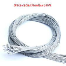 New Bicycle Derailleur Cables MTB/Road Bike Front/Rear Brake Inner Cable 10PCS