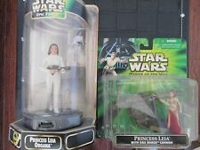 Princess Leia Star Wars Action Figure Lot-2 Action Figures In Sealed Packaging