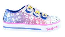 Girl' Skechers Twinkle Toes Expressionista Light Up Shoes Kids Casuals Girls
