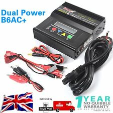 iMAX B6 AC Helicopter Boat Car LCD Digital RC Lipo NiMh Battery Balance Charger