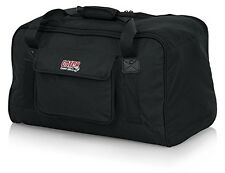 GATOR CASES Gator Cases GPA-TOTE10 Heavy-Duty Speaker Tote Bag for Compact 10""