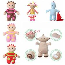 New In the night Garden Plush toys baby doll Upsy Daisy Makka Pakka Igglepiggle