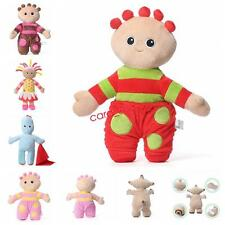 In the night Garden Plush toys baby doll Upsy Daisy Makka Pakka Igglepiggle New