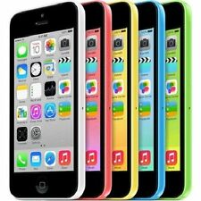 Apple iPhone 5C/5/4S 4G 8MP Mobile Smartphone Factory Unlocked With Box nu48